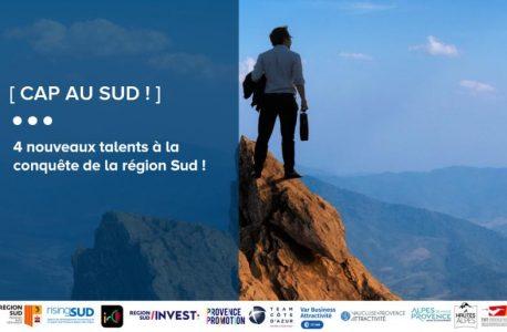 1er au concours Cap au Sud organisé par risingSUD dans la catégorie Ancrage